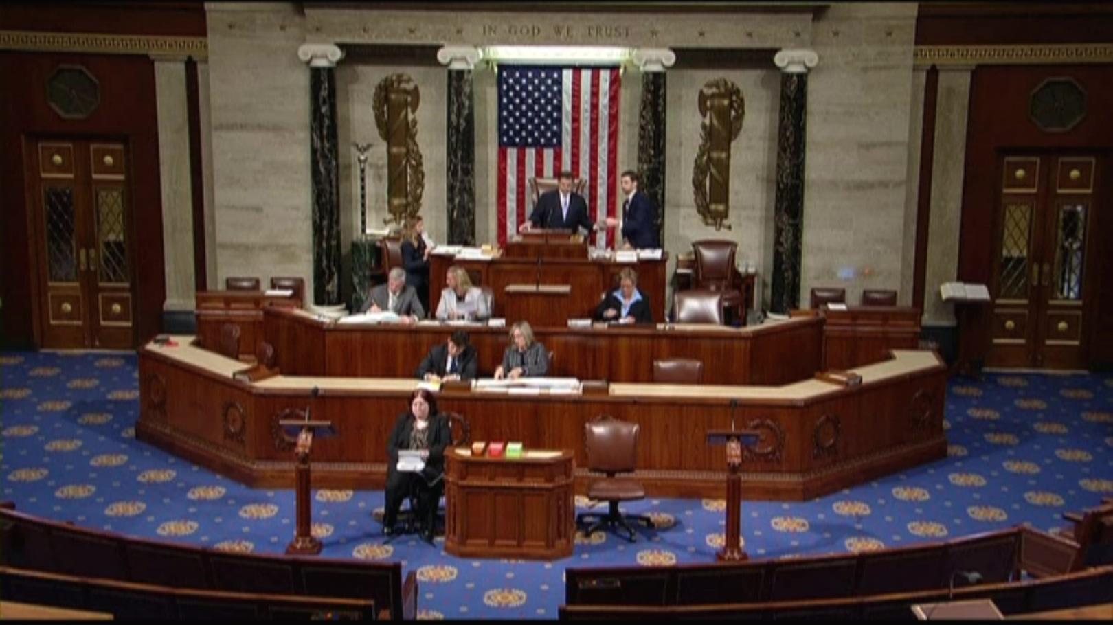 跨黨派支持! 美眾議院通過「港人權法」