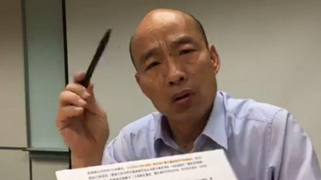 韓直播酸陳明文300萬 宣布利菁9月大使