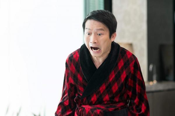 秦楊「終極」初登場 耍狠容易搞笑難?
