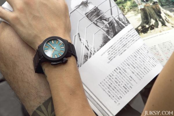【JUKSY職人一周間 】康祥 八月份 LOOK x LICORNE 力抗錶