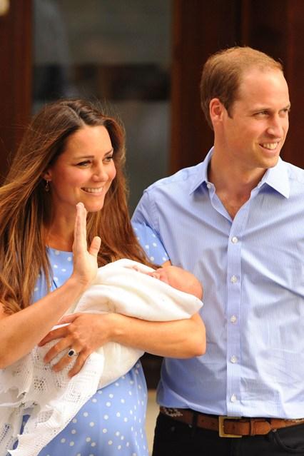 英國皇室寶寶命名出爐!延續王室傳統喬治.亞歷山大.路易斯(George Alexander Louis)