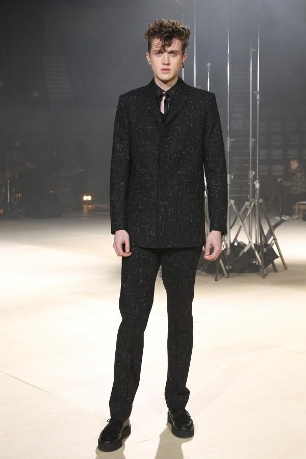 【李佑群】東京男裝2012-13秋冬趨勢!當個強悍的貴公子!
