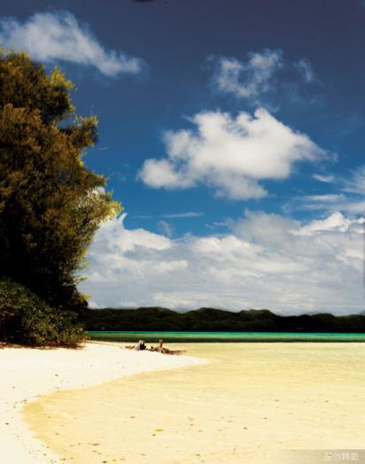 碧海蓝天外一章——帛琉人文之美