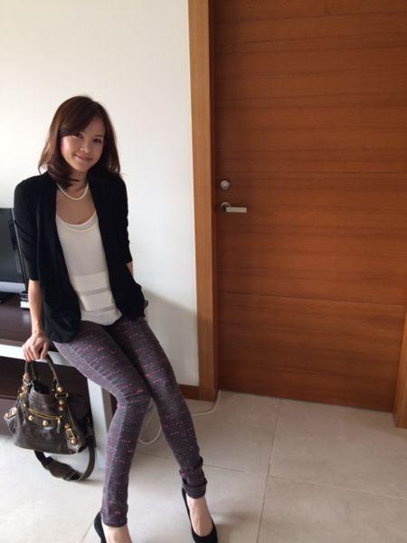 [Y!Fashion Select] 型女飛行日記 主打人氣名媛 董筱雯Ayako:『日系機場風尚,on & off自由穿梭!』