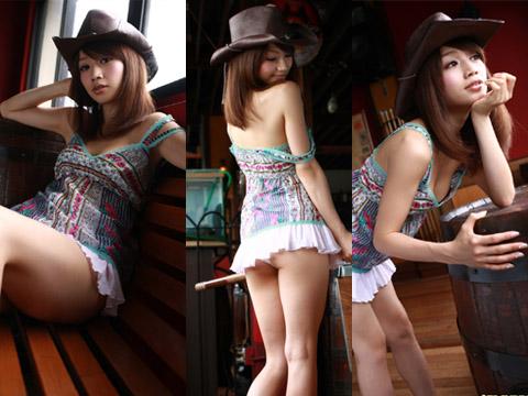 /p p        無料女模平有紀子 有著飽滿C奶身材卻時尚感十足!/p p
