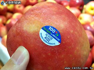 水果也有身分證 數字標籤暗藏玄機
