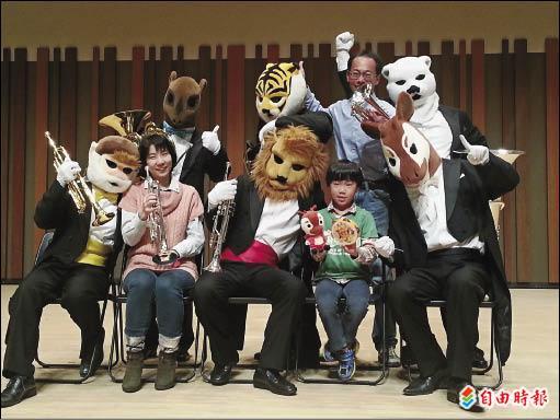 受邀於横滨动物园为滨绝动物保育活动策画音乐会