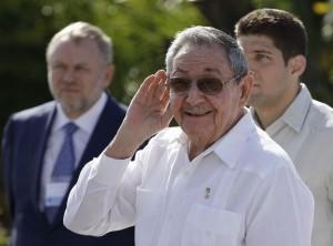 古巴总统卡斯楚 我有权退休
