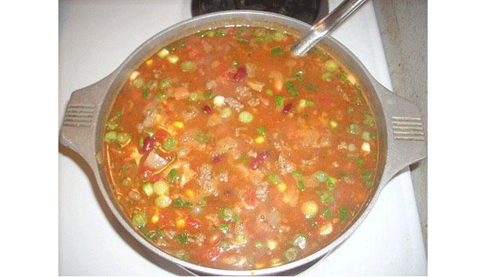 أشهى أطباق الخضروات