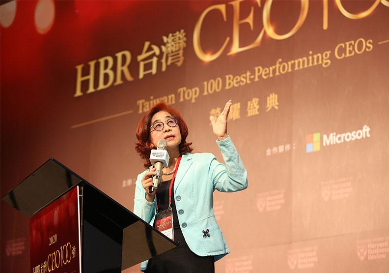 《哈佛商業評論》全球繁體中文版執行長楊瑪利。