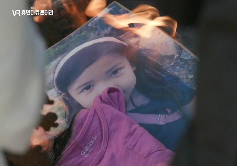 娜燕生前最愛穿的衣服,也成了實境影片中最主要的裝扮