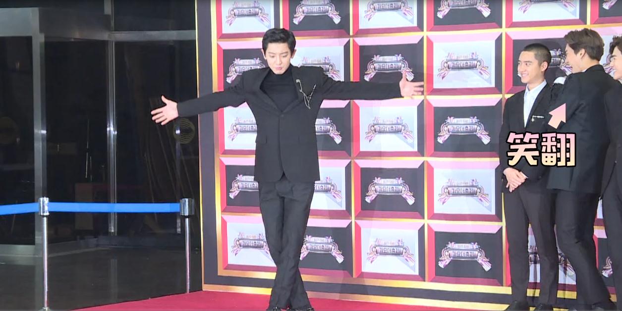 【#星聞】KBS歌謠大祝祭男團雲集 燦烈一枝獨秀惹笑眾人