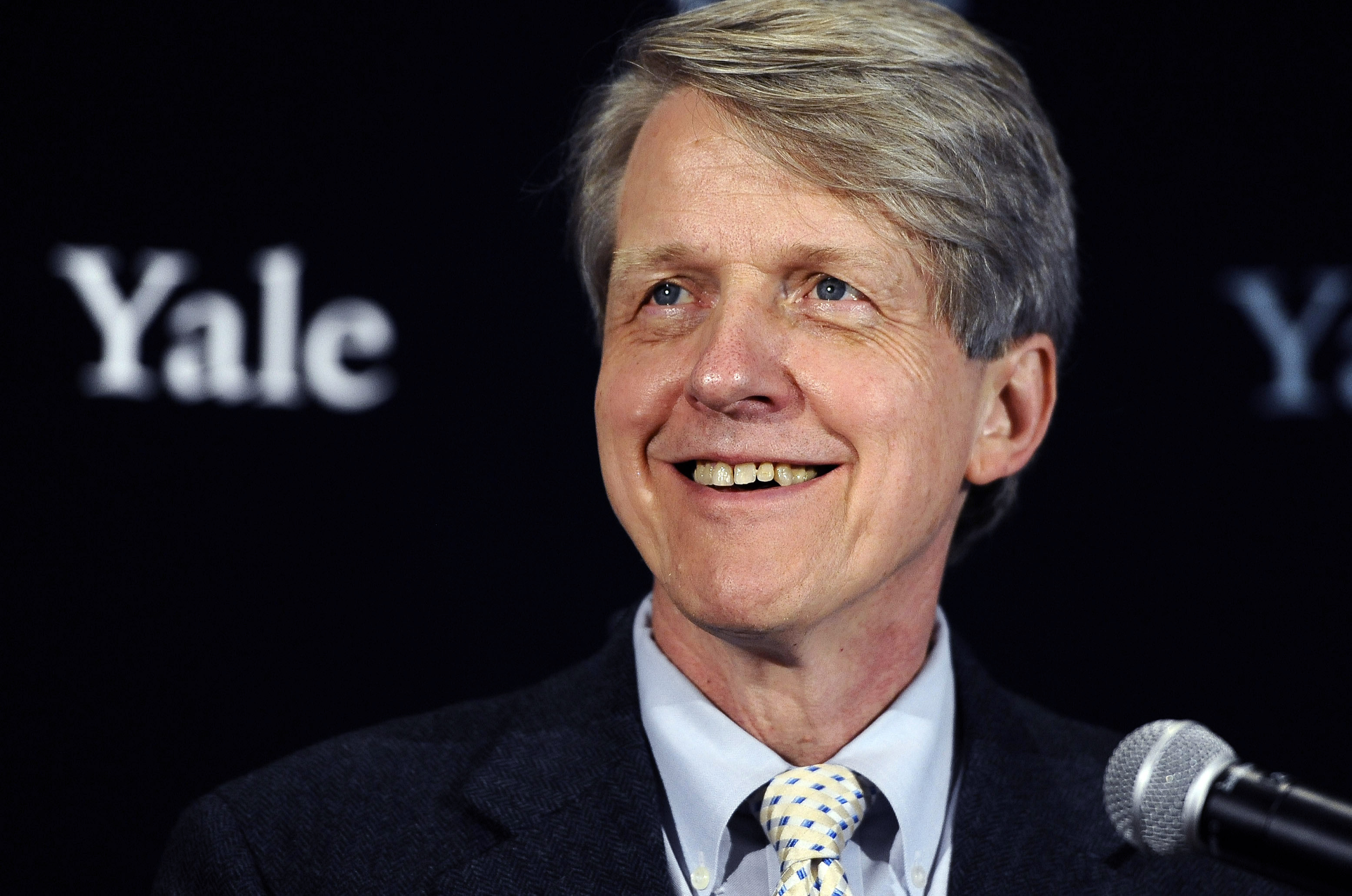 Robert Shiller examines if markets can continue delivering record highs