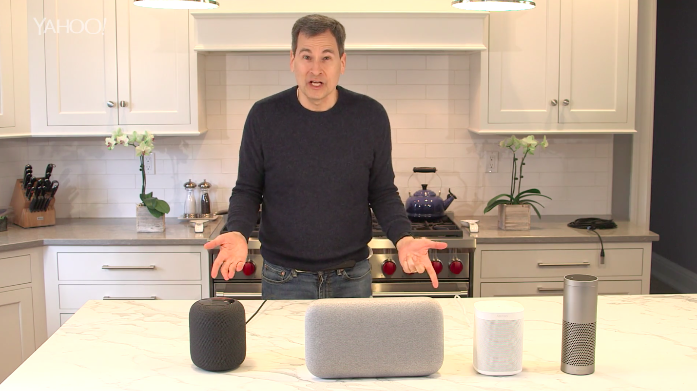 Head to head, does the Apple HomePod really sound the best?