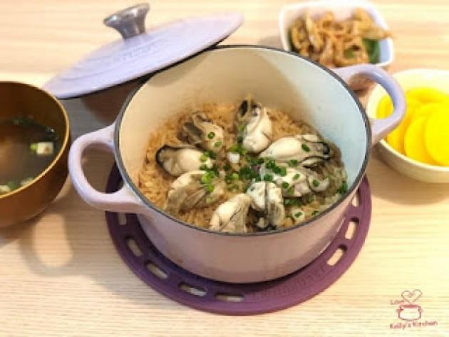 日式蠔肉飯