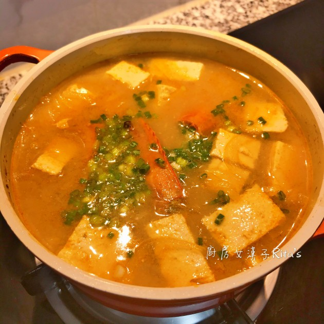 味噌鮮蝦豆腐湯 - Yahoo奇摩新聞