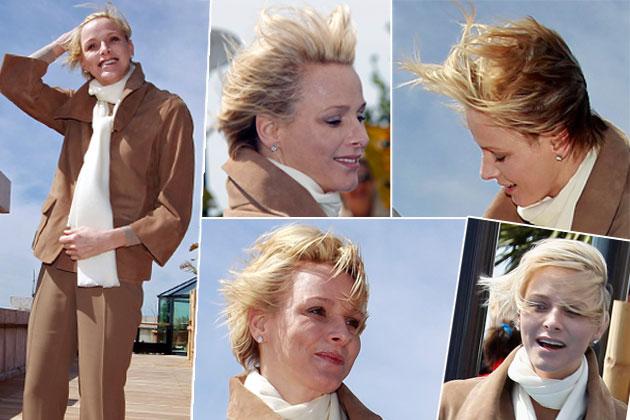 Charlene Von Monaco Jetzt Schon Genervt Von Der Neuen Frisur