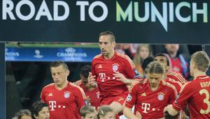 Bayern träumt vom