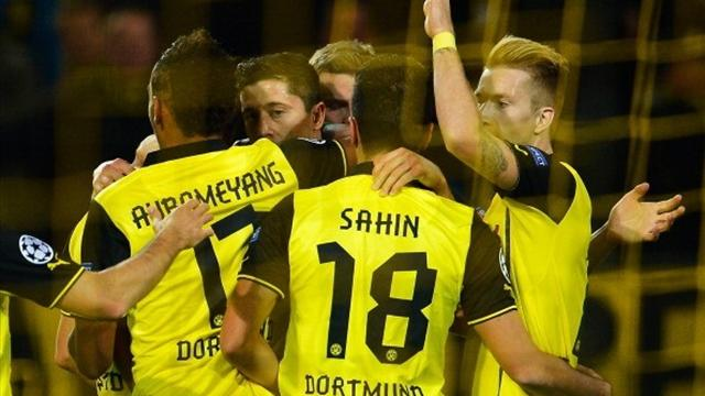 Bvb Champions Champions League Bvb Lässt