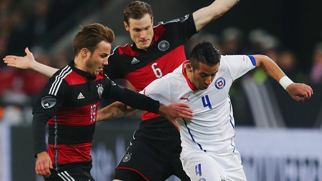 WM - Deutscher Zittersieg gegen Chile