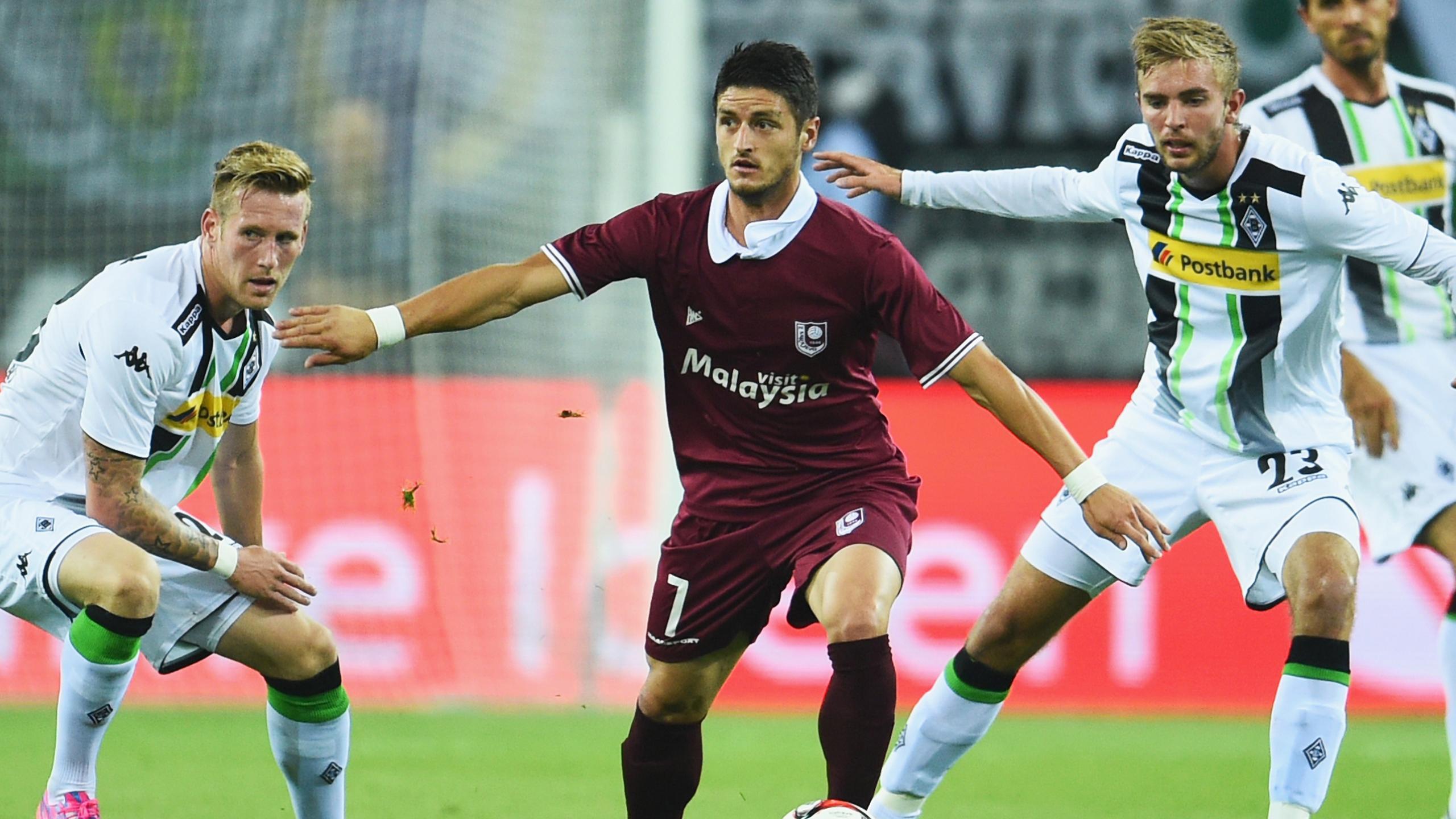 Video: Borussia M gladbach vs Sarajevo