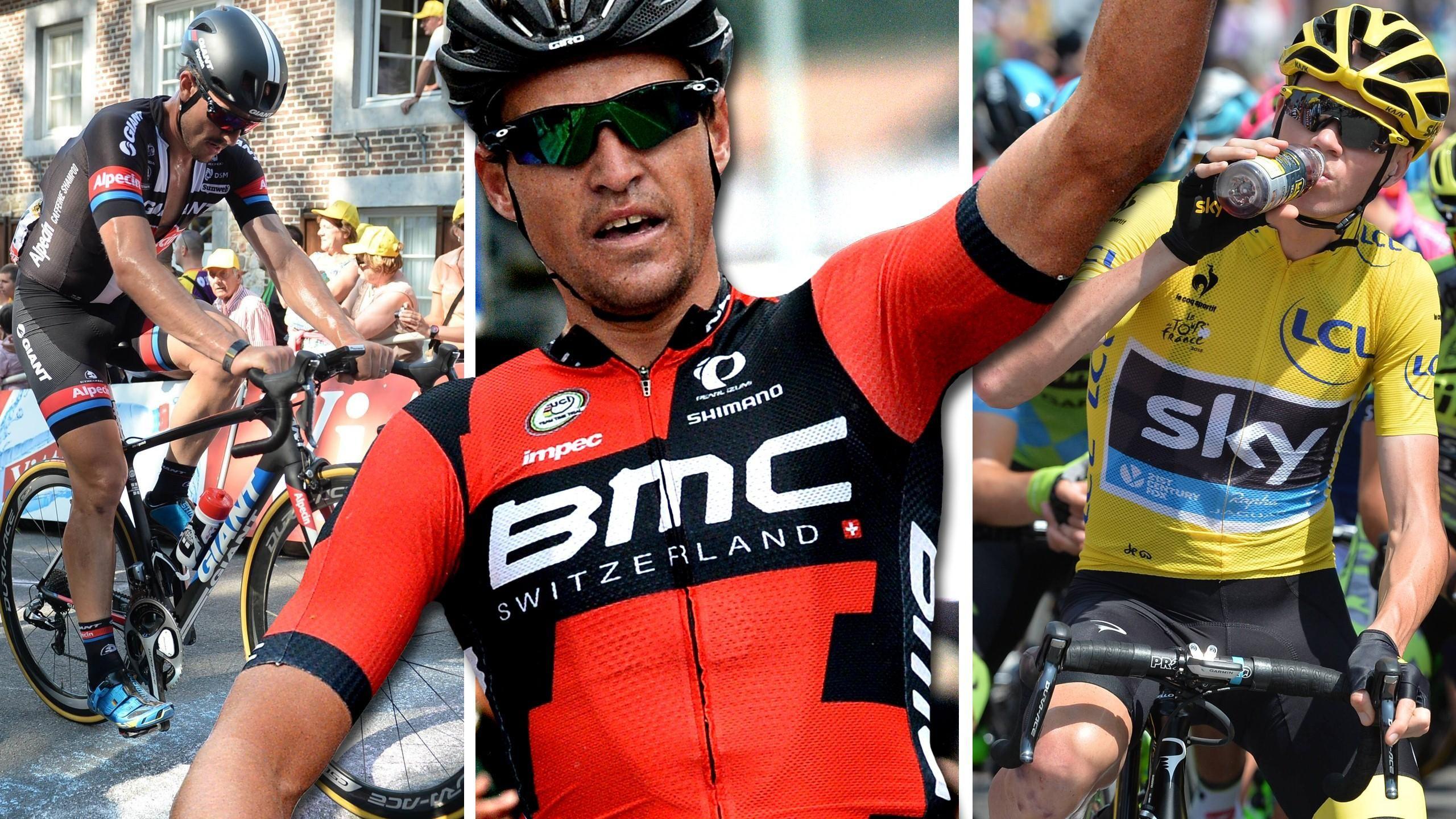 Tour de France - Van Avermaet zu stark f�r Sagan und Degenkolb, Froome verteidigt Gelb