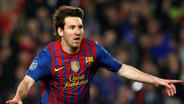 Messi f�hrt Barca eine Runde weiter