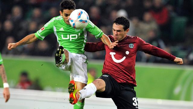 Bundesliga - Quickfacts: Hannover 96 gegen VfL Wolfsburg