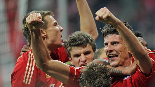 Bayern gegen Real mit