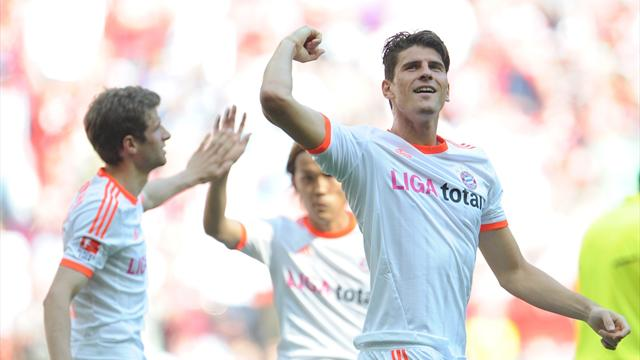 Bayerns B-Elf zu stark f�r den VfB