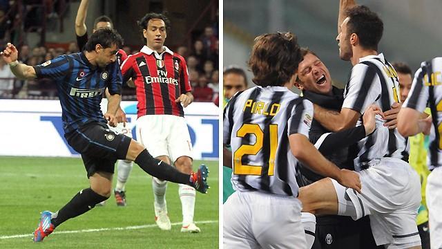 Inter schockt Milan, Juventus Meister