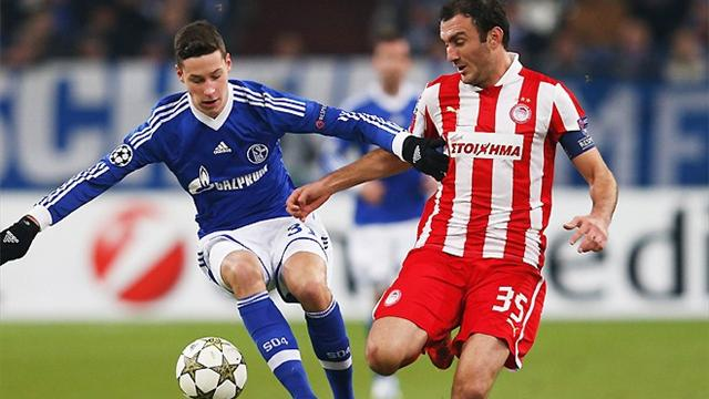 Champions League - Schalke nach Sieg in K.o.-Phase