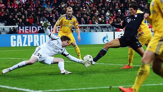 Champions League - Bayern mit Sch�nheitsfehlern zum Gruppensieg