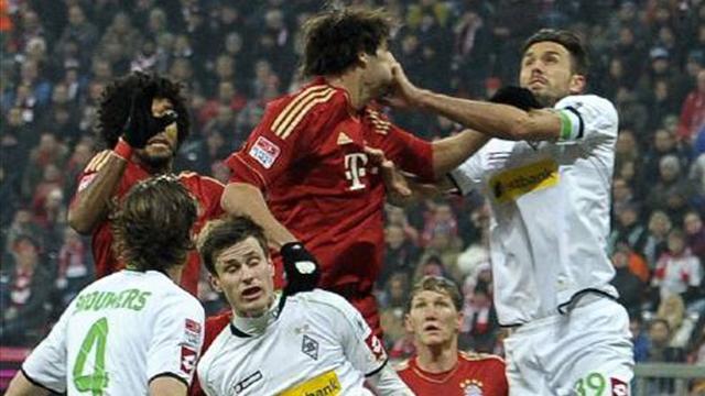 Bundesliga - Bayern verpassen Sieg & Rekord