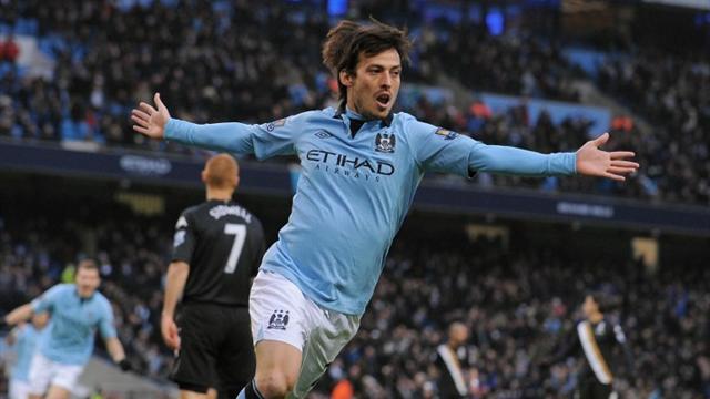 Premier League - Silva schie�t Fulham ab