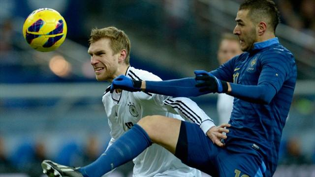 Testspiele - Deutschland beendet den Fluch