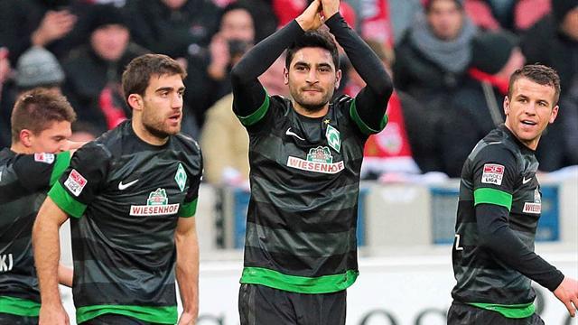 Bundesliga - Ekici versch�rft die VfB-Krise