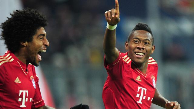 Bundesliga - Starke Bayern demontieren S04