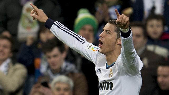 Liga - Fantastische Ronaldo-Gala
