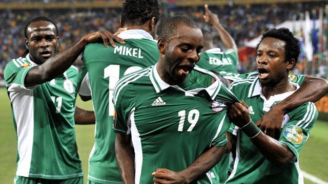 Afrika-Cup - Nigeria gewinnt zum dritten Mal