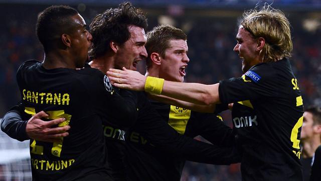 Champions League - BVB tr�umt dank Hummels