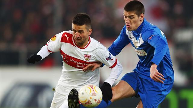 Europa League - Stuttgarter Misere geht weiter