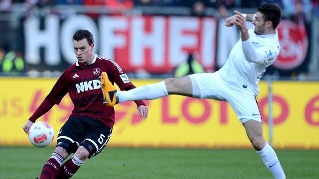 Bundesliga - Freiburg verpasst Sprung auf Rang vier