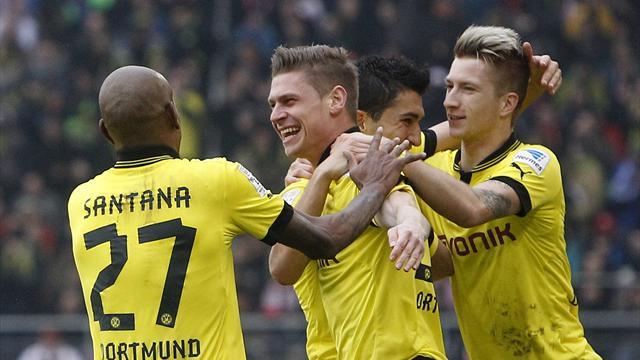 Bundesliga - Dortmund-Sieg verdirbt FCB-Party