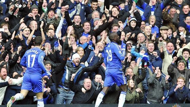 Premier League - Ba schie�t Chelsea ins Halbfinale
