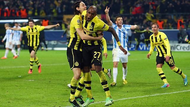 Champions League - Magische BVB-Nacht