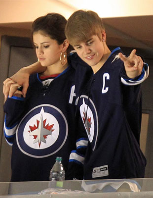 Selena and justin bieber dating games