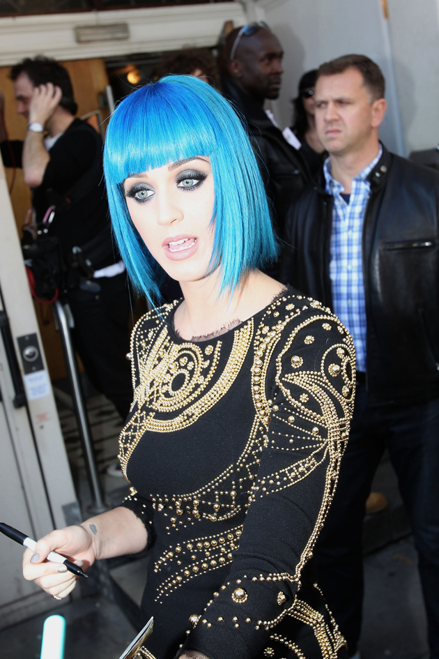 Confirm. katy perry mega boobs are not