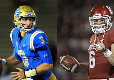 62ba68e2 NFL Mock Draft 2018: Browns, Broncos ignore QB; Giants, Redskins don't