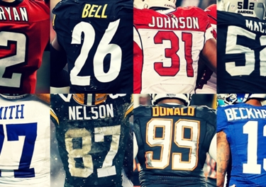 45582caa9 NFL s best active players by jersey number